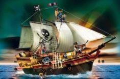 Bateau pirate Playmobil 5135: avis & test