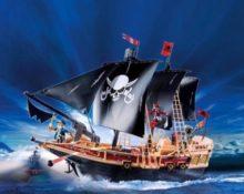 Bateau pirate Playmobil 6678: avis et test