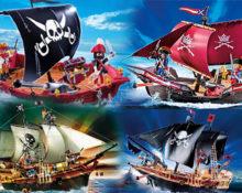 Les 10 plus beaux modèles bateaux Playmobil