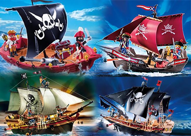 bateau playmobil