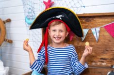 Comment organiser un anniversaire pour les pirates en herbe!